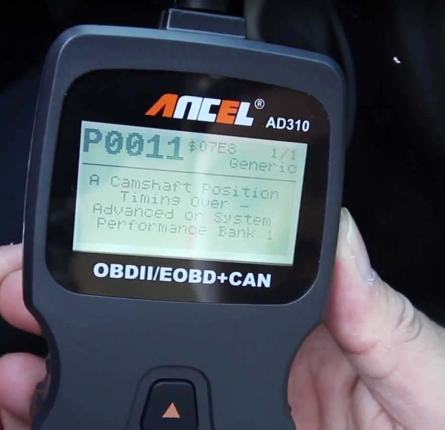 How to Use Ancel AD310 to Read & Erase DTC for Hyundai (10)