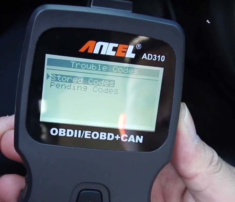 How to Use Ancel AD310 to Read & Erase DTC for Hyundai (9)
