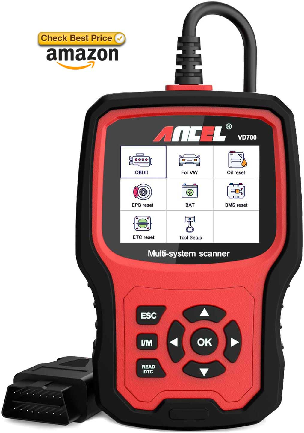 ANCEL VD700 Full System Diagnostic Tool (1)